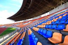 Stadium And Seat Royalty Free Stock Image