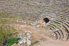 Stadium in Aphrodisias Stock Images