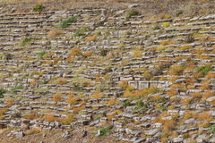 Stadium in Aphrodisias Royalty Free Stock Images