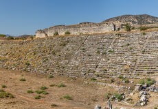 Stadium in Aphrodisias Royalty Free Stock Photos