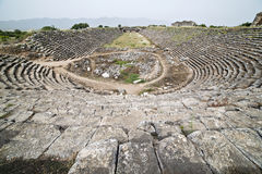 Stadium of Aphrodisias, Aydin Royalty Free Stock Image