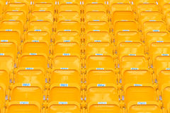 Stadium/Arena Seats Stock Images