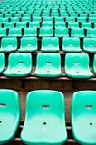 Stadium/Arena Seats Stock Images