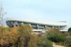 Stadium in Athens royalty free stock photography