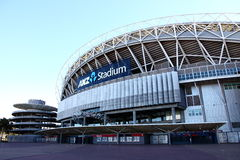 Stadium Australia Royalty Free Stock Photos