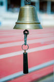 Stadium bell Royalty Free Stock Images