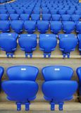 Stadium Chair Stock Photography