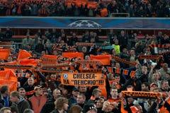 Stadium crowd Stock Images