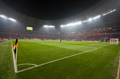 Free Stadium Crowd Ultras Royalty Free Stock Photography - 34992567