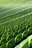 Stadium curve Royalty Free Stock Image