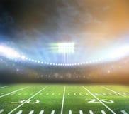 Stadium 3D royalty ilustracja