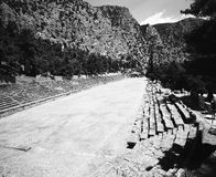 Stadium At Delphi Stock Image