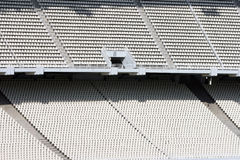 Stadium detail Royalty Free Stock Photo