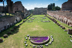 Stadium of Domitian Royalty Free Stock Photography