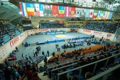 Stadium Druzhba, Luzhniki Royalty Free Stock Image