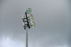 Stadium Flood Light Stock Image