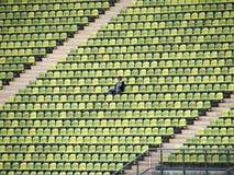 Stadium, Football, Viewers Stock Photos