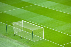 Stadium Goal Royalty Free Stock Photo