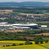 Stadium, Hoffenheim Stock Image