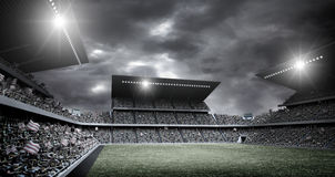 Stadium Royalty Free Stock Photos