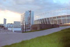 Stadium Kiev Stock Photography