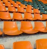Stadium krzesło Zdjęcia Royalty Free