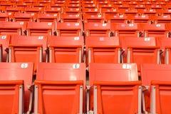 Stadium krzesło Zdjęcia Stock
