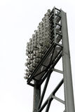 Stadium Lamps Stock Photo