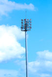 Stadium Light Royalty Free Stock Photos
