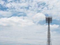 Stadium light Royalty Free Stock Images