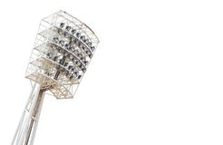 Stadium Light. Stock Photography