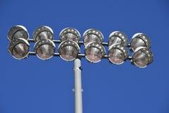 Stadium lights Royalty Free Stock Photography