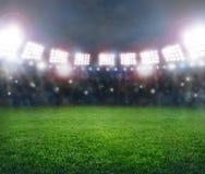 stadium in lights Royalty Free Stock Photos