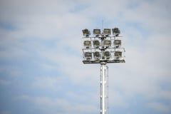 Stadium lights Royalty Free Stock Photos