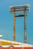 Stadium lights Stock Photos