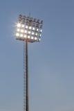 Stadium lights Stock Photography