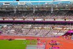 Stadium London 2012 Paralympics Royalty Free Stock Photo