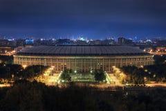 Stadium Luzniki Royalty Free Stock Photos