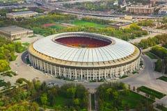 Stadium Luzniki at Moscow, Russia Stock Image