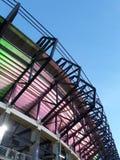 Stadium murrayfield fotografia stock