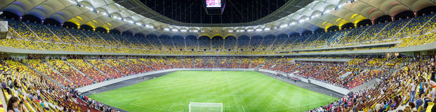 Stadium National Arena Stock Photography