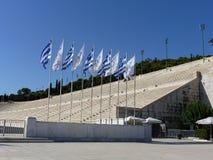 The stadium Panathinaikos in Athens Royalty Free Stock Images