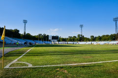 Stadium panorama Royalty Free Stock Image