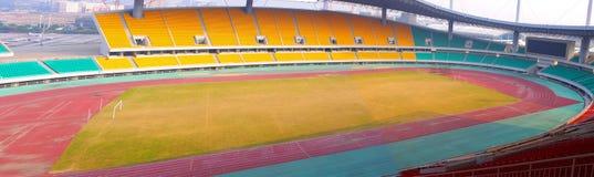 Stadium panoramic Royalty Free Stock Photos