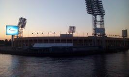 Stadium petrovsky Fotografia Royalty Free