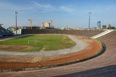 Stadium in Phnom Penh Stock Image