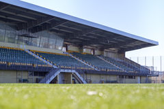 Stadium piłkarski trybuna Obraz Stock