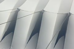 Stadium Roof Cover Royalty Free Stock Photography