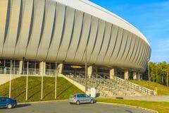 Stadium roof Stock Photography