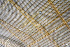 stadium roof Royalty Free Stock Photography